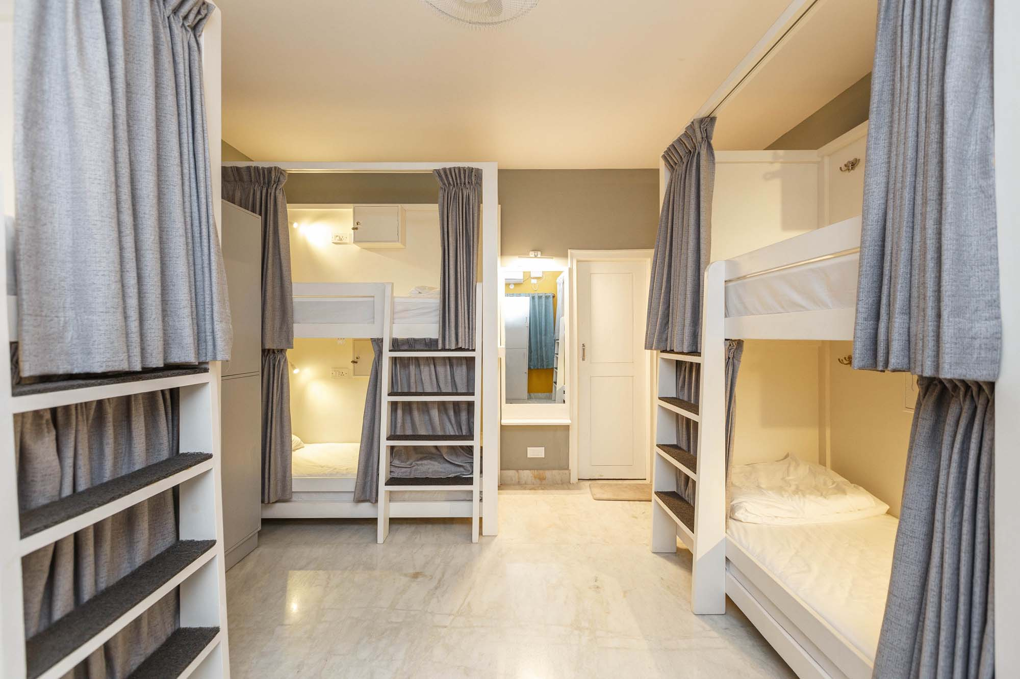 Mixed Dorm with 8 Bed